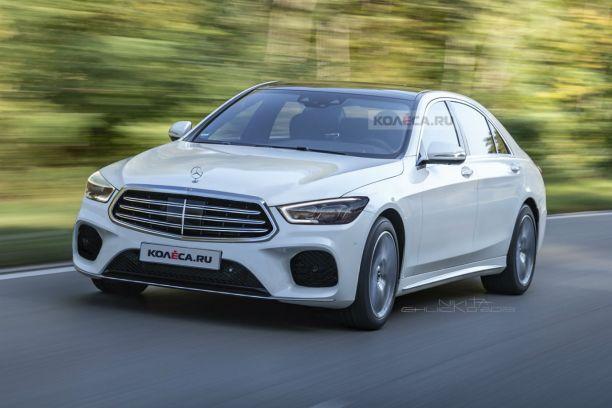 Mercedes Classe S >> Mercedes Classe S La Nouvelle Generation Se Prepare L Argus