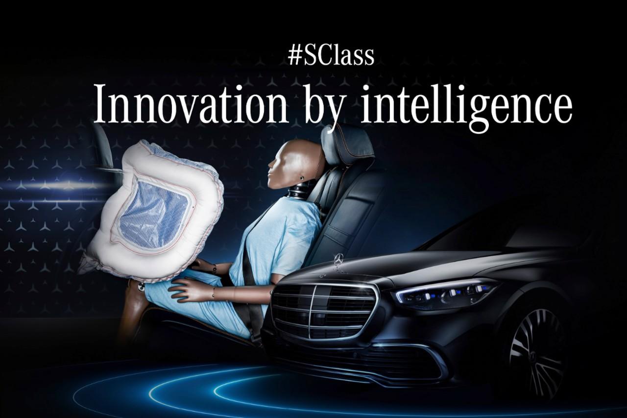 Mercedes Classe S (2020) : toujours plus de sécurité à bord