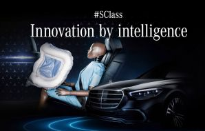 mercedes classe s airbag arriere
