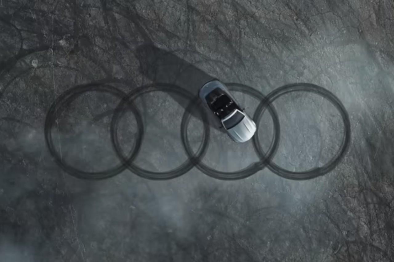 Mercedes répond avec humour au défi d'Audi