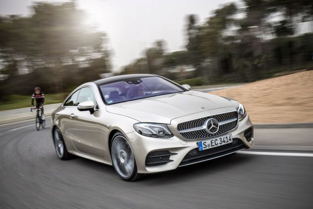 Essai Mercedes Classe E 300 Coupe 2017 Sa Majeste A Un Defaut