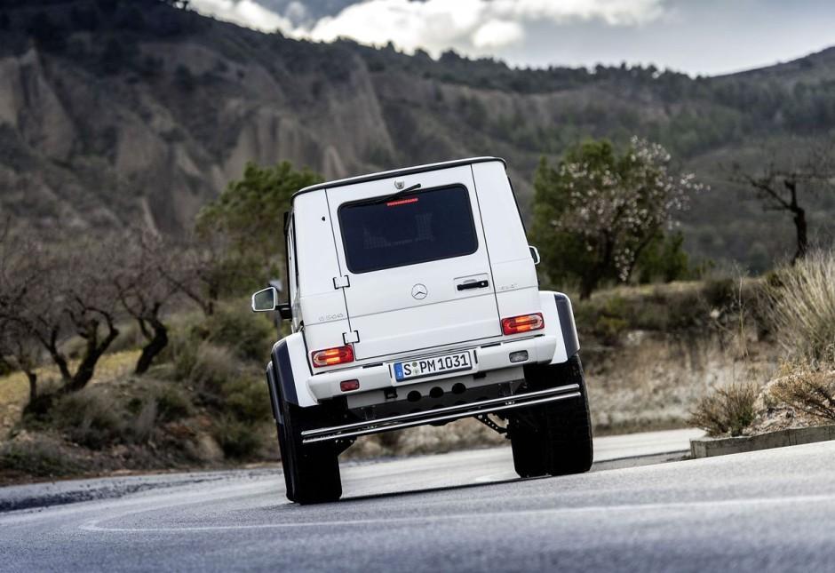 le mercedes g500 4x4 carr disponible au prix de 226 100 photo 14 l 39 argus. Black Bedroom Furniture Sets. Home Design Ideas