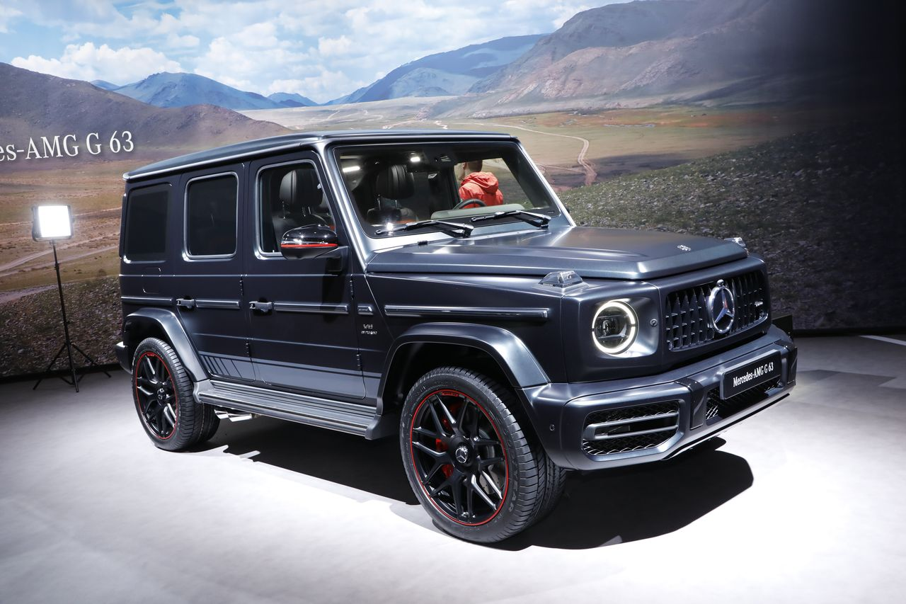 a bord du mercedes classe g 63 amg sp cial images photo 15 l 39 argus. Black Bedroom Furniture Sets. Home Design Ideas