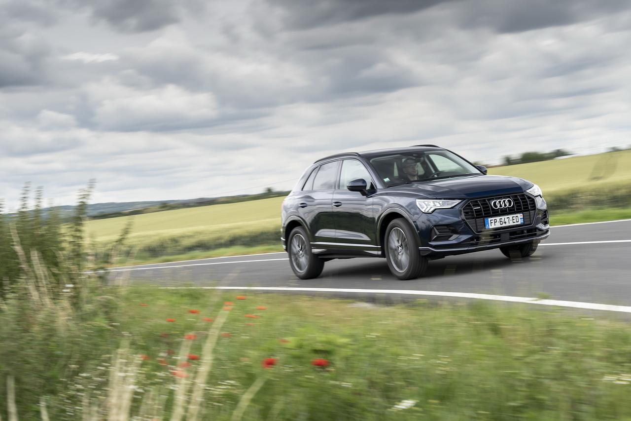 Audi Hybride Rechargeable Arrivee Des A3 Q3 Et Q8 Tfsi E