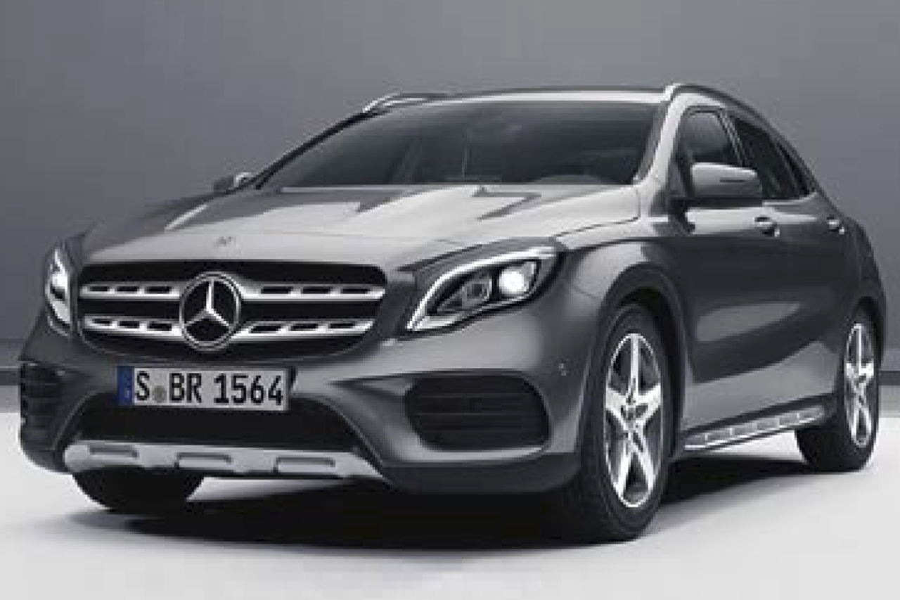 nouveau gla 2019 all new 2019 mercedes gla to star in brand s suv assault auto express 2019. Black Bedroom Furniture Sets. Home Design Ideas