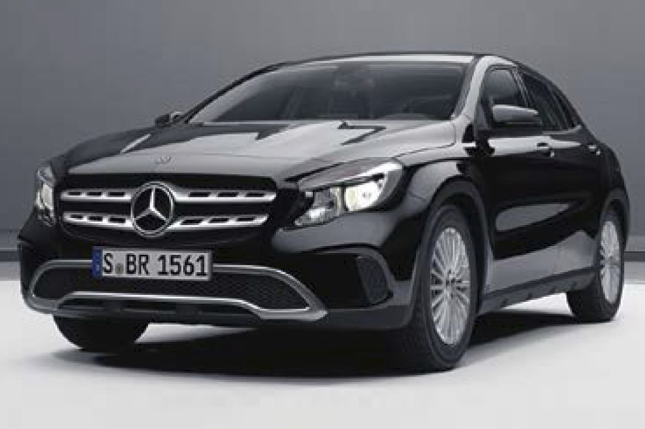 prix mercedes gla 2017 tous les tarifs du suv mercedes. Black Bedroom Furniture Sets. Home Design Ideas