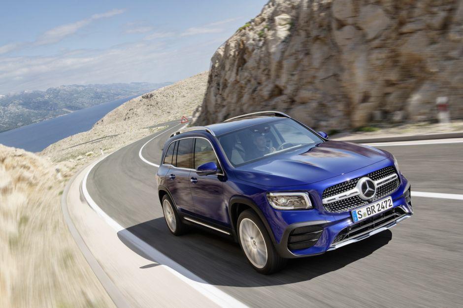 Mercedes GLB (2019) : prix,équipements et fiches techniques