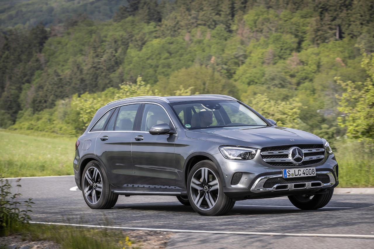 Prix Mercedes GLC et GLC coupé (2020) : de l'hybride et du sport