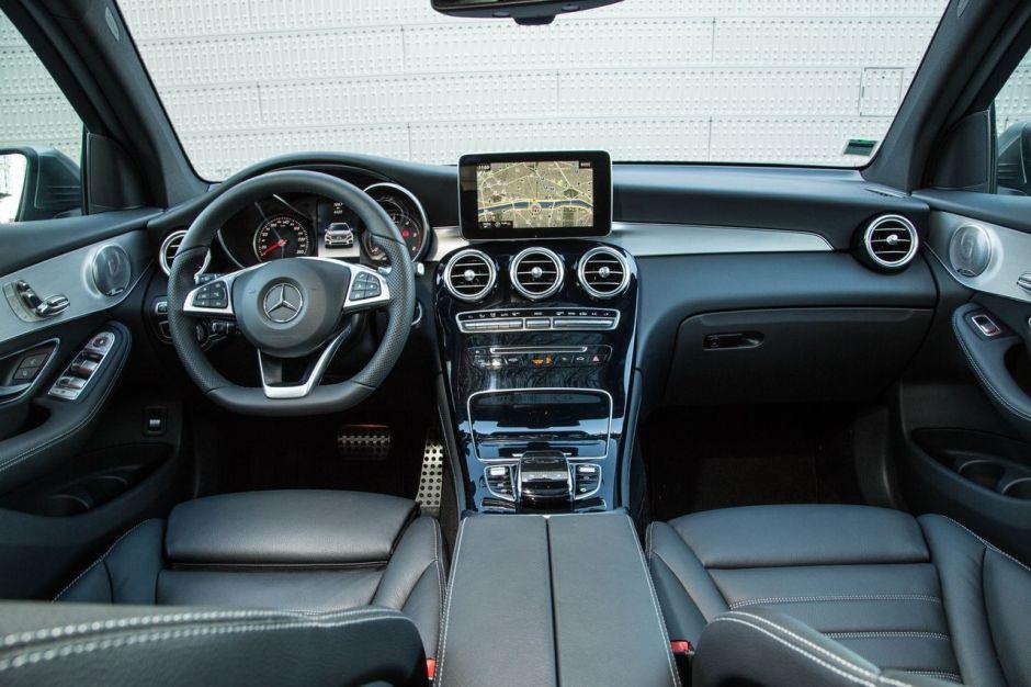 Essai Comparatif 2016 Le Mercedes Glc D 233 Fie L Audi Q5