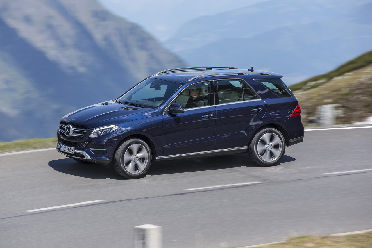 test mercedes gle 250 d 2015 l 39 essai du classe m restyl l 39 argus. Black Bedroom Furniture Sets. Home Design Ideas