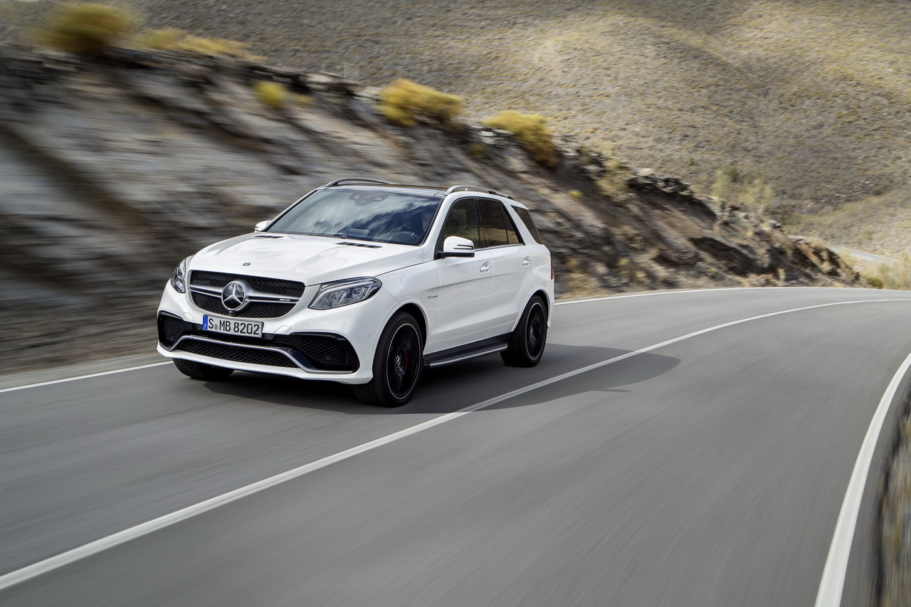 mercedes gle 2015 premi res photos et infos officielles photo 12 l 39 argus. Black Bedroom Furniture Sets. Home Design Ideas