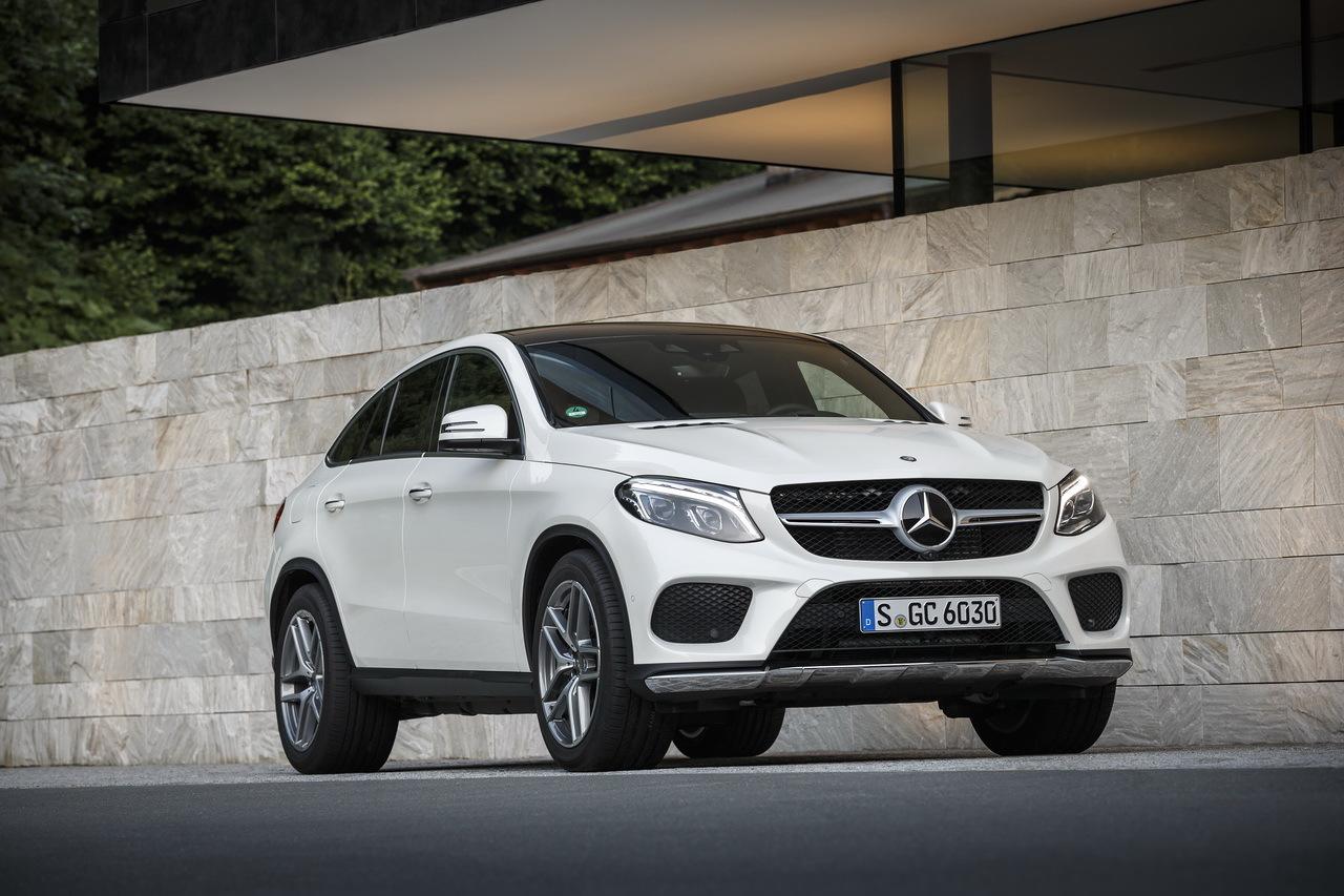Essai Mercedes Gle Coup 233 2015 Notre Avis Sur L Anti Bmw