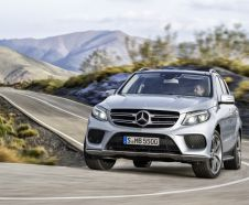 Mercedes GLE e hybride rechargeable