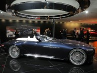 Maybach Vision 6 cabriolet : la voiture de Tex Avery à Francfort !