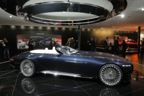 Maybach Vision 6 cabriolet (salon de Francfort 2017)