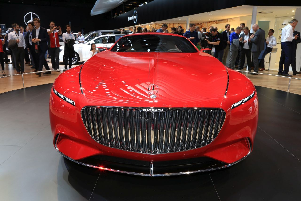 vision mercedes maybach la plus d lirante mercedes benz auto evasion forum auto. Black Bedroom Furniture Sets. Home Design Ideas