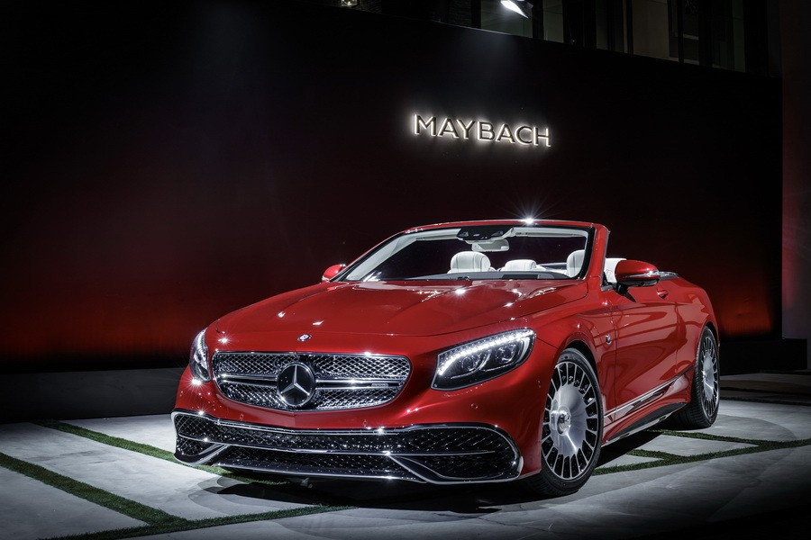 mercedes maybach s 650 cabriolet 300 unit s 300 000 photo 1 l 39 argus. Black Bedroom Furniture Sets. Home Design Ideas