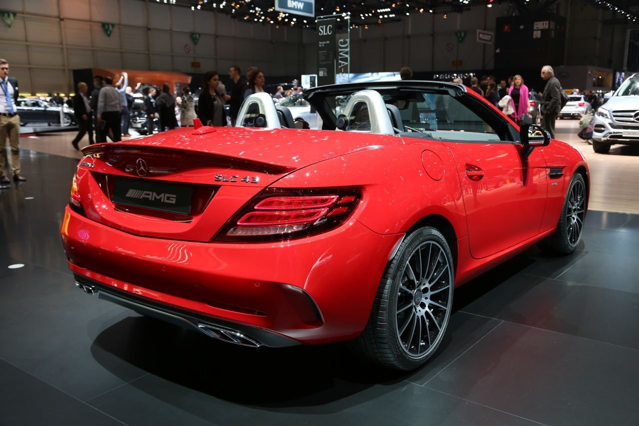 mercedes slc 43 amg 2016 dark cars wallpapers. Black Bedroom Furniture Sets. Home Design Ideas