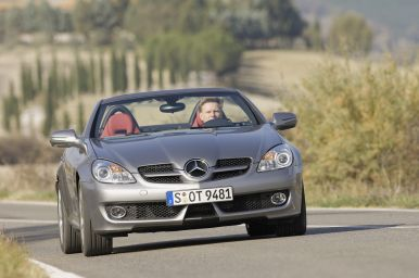 Quelle Mercedes Cabriolet Occasion Acheter