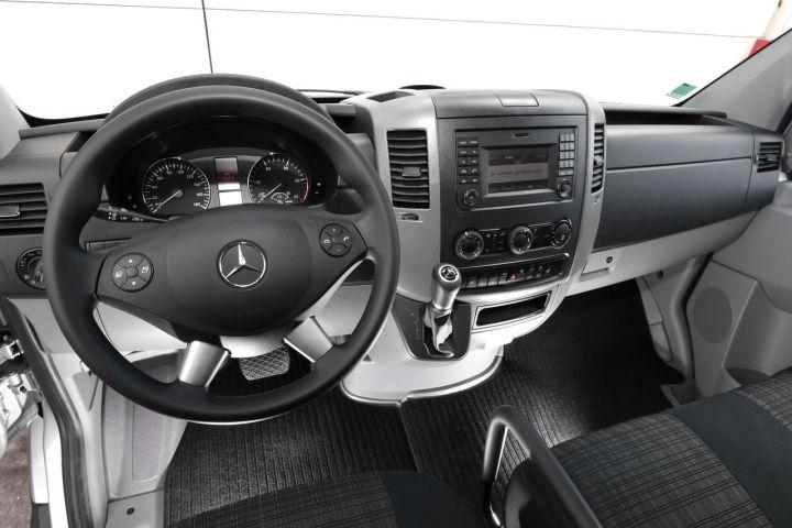 Essai Mercedes Sprinter L2h2 319 Cdi Bluetec Edition Sprinter 2016