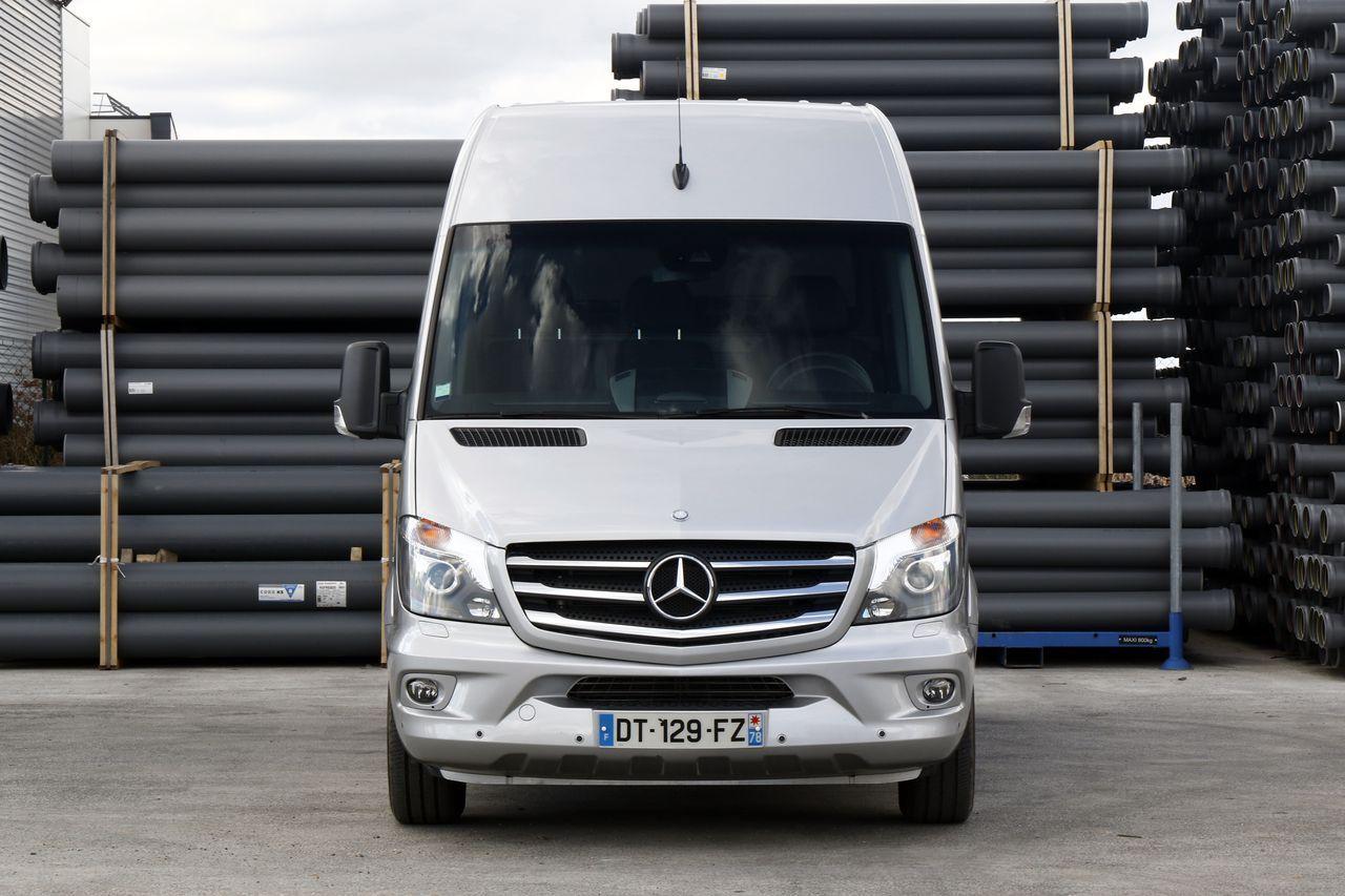 Cote Argus Fourgon Mercedes Sprinter