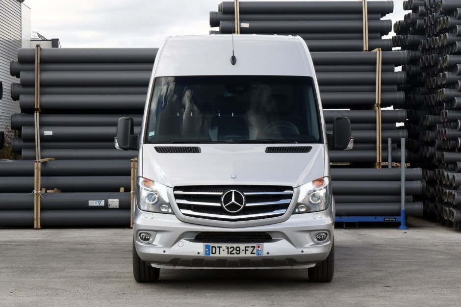essai mercedes sprinter l2h2 319 cdi bluetec edition sprinter 2016 photo 9 l 39 argus. Black Bedroom Furniture Sets. Home Design Ideas