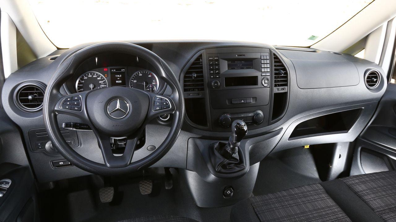 Mercedes Benz Vito Traveliner. Mercedes Vito Shuttle Testbericht ...