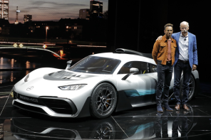 mercedes amg project one francfort 2017