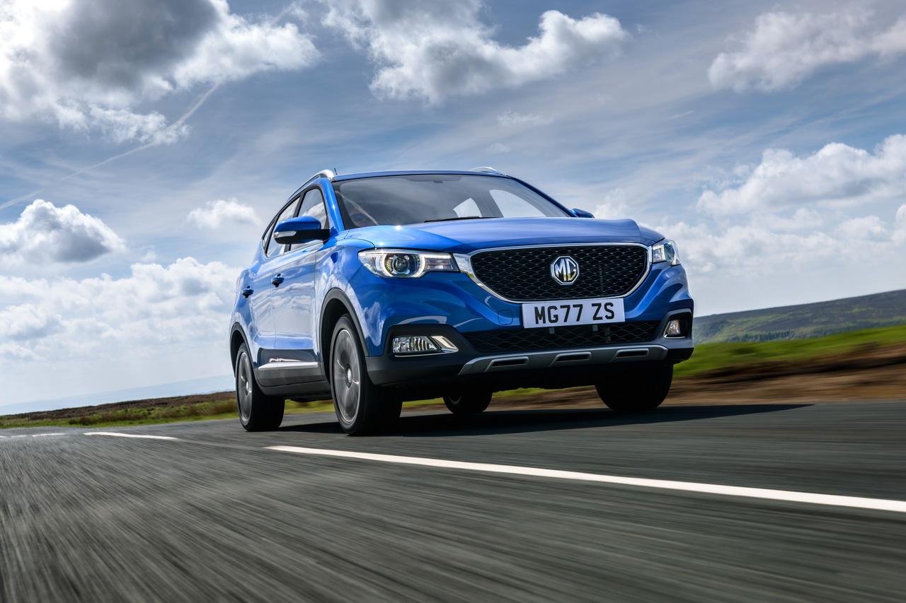 MG ZS EV (2020) : test du SUV électrique à 23 990 ¬