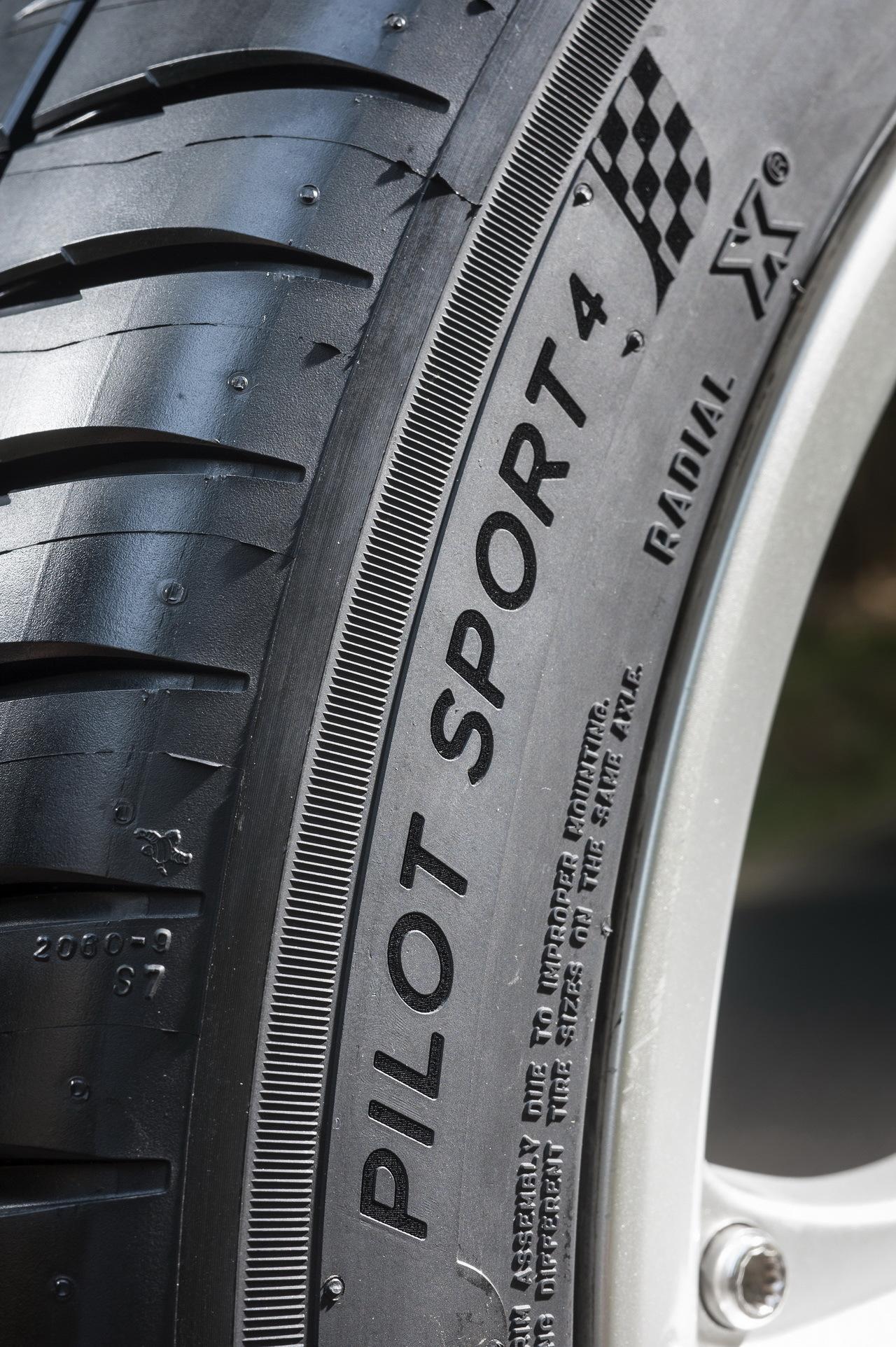 Michelin Pilot Sport 4 : Lancement du nouveau pneu sportif à