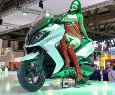 Scooters : toutes les nouveaut�s du salon de Milan - EICMA 2015