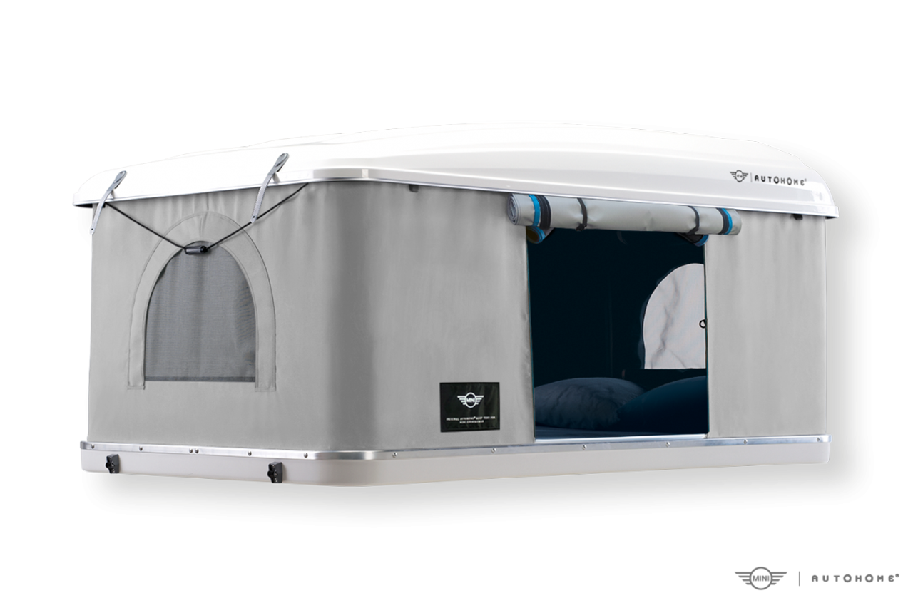 une tente de toit pour le mini countryman photo 17 l 39 argus. Black Bedroom Furniture Sets. Home Design Ideas
