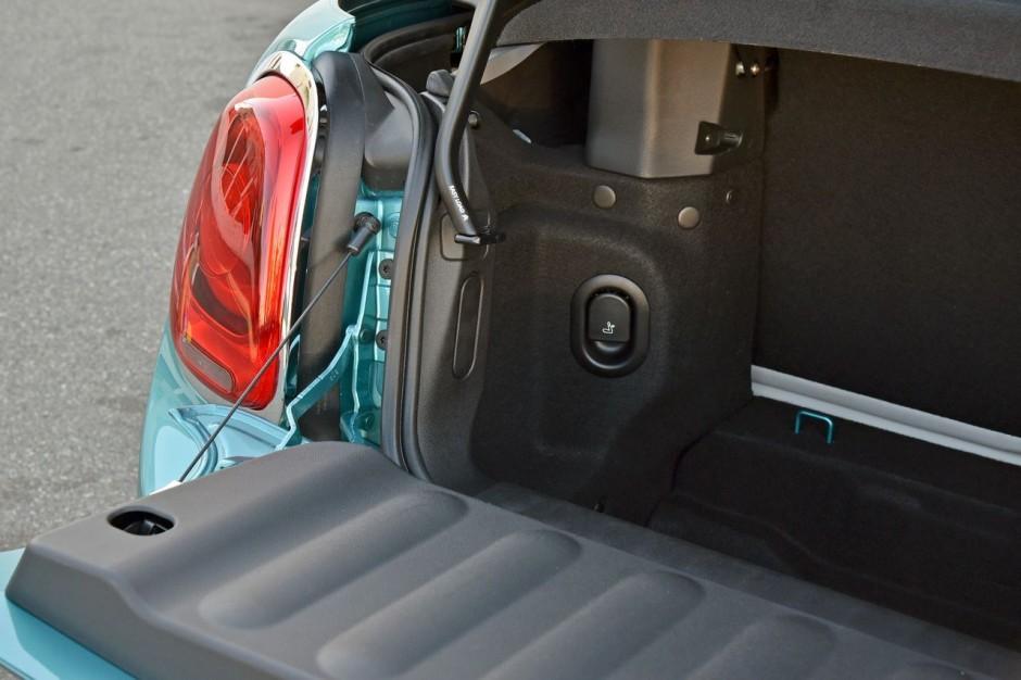 essai mini cabrio cooper s notre avis sur le cabriolet mini 2016 photo 25 l 39 argus. Black Bedroom Furniture Sets. Home Design Ideas