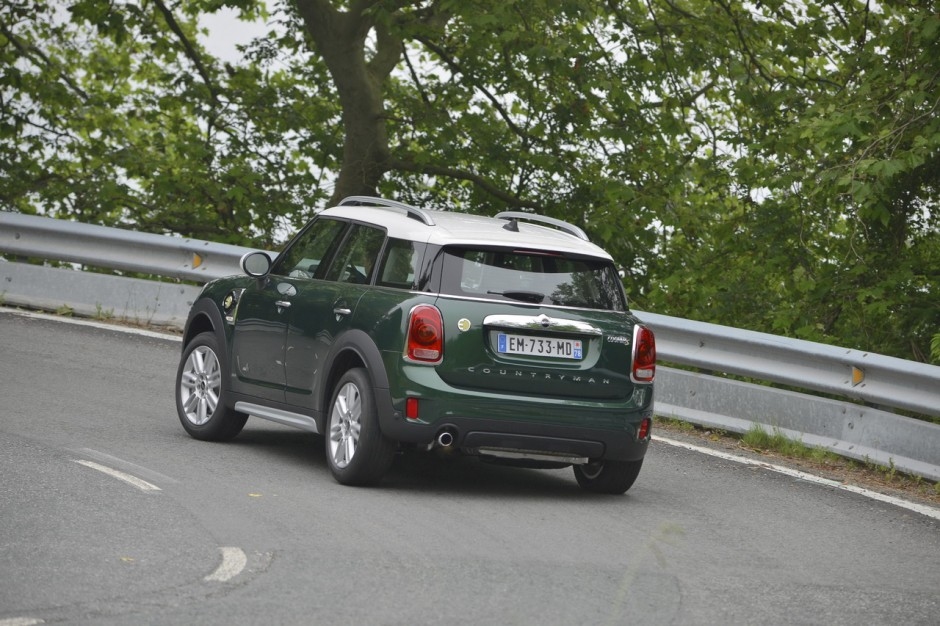essai mini countryman cooper se notre avis sur le countryman hybride photo 2 l 39 argus. Black Bedroom Furniture Sets. Home Design Ideas