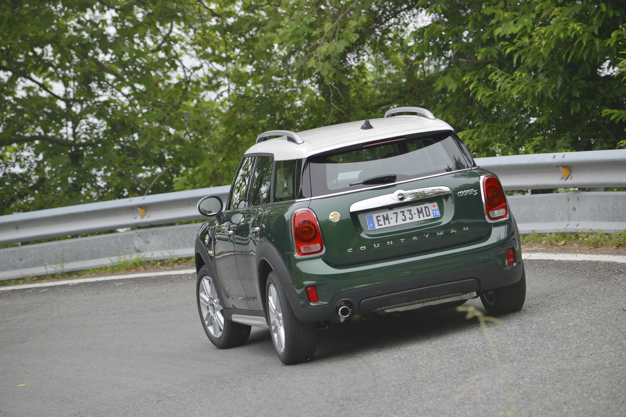 essai mini countryman cooper se notre avis sur le countryman hybride photo 5 l 39 argus. Black Bedroom Furniture Sets. Home Design Ideas