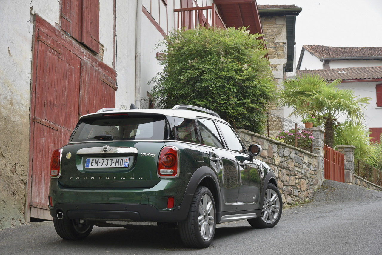essai mini countryman cooper se notre avis sur le countryman hybride photo 16 l 39 argus. Black Bedroom Furniture Sets. Home Design Ideas