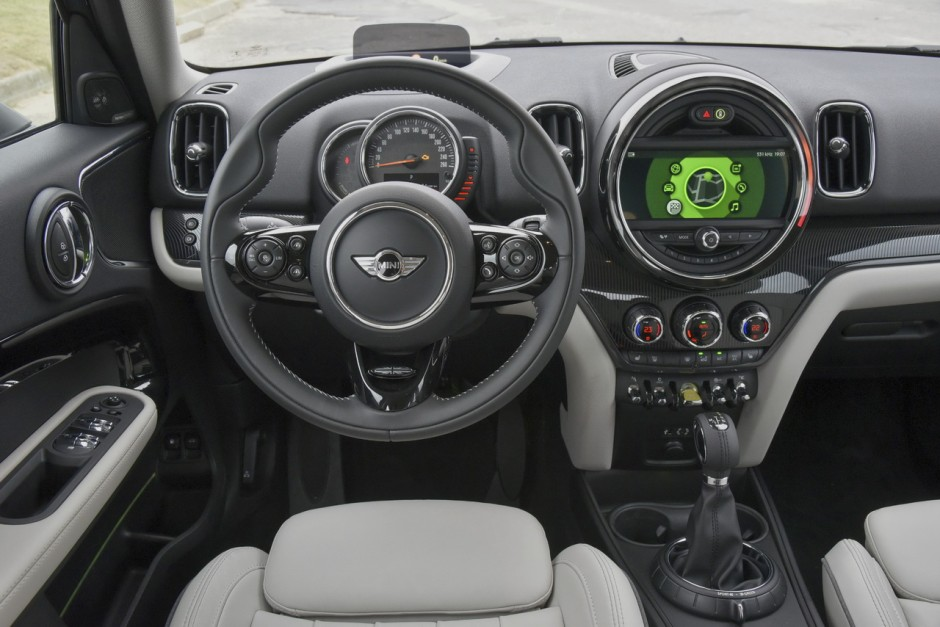 essai mini countryman cooper se notre avis sur le countryman hybride photo 25 l 39 argus. Black Bedroom Furniture Sets. Home Design Ideas
