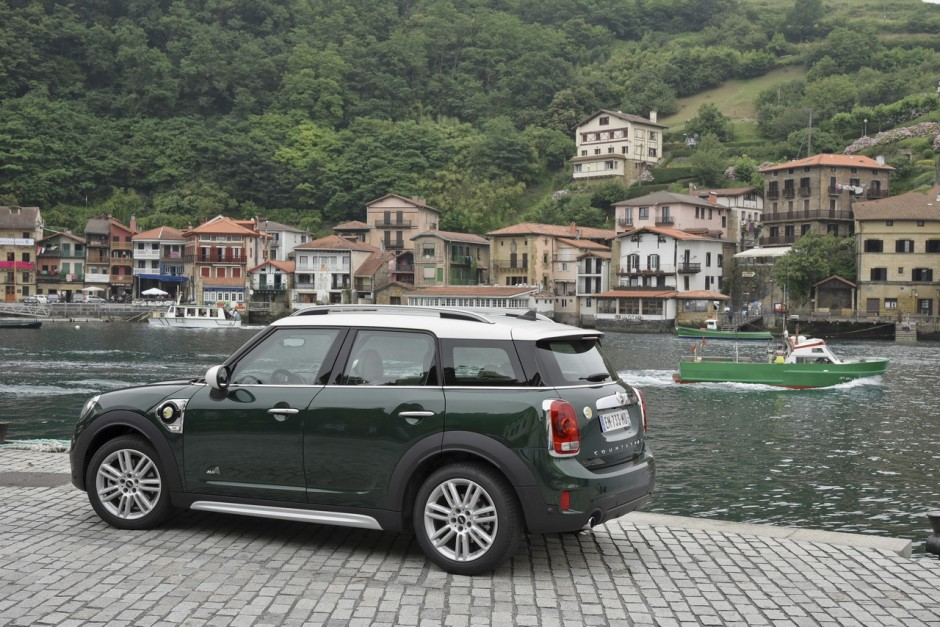 essai mini countryman cooper se notre avis sur le countryman hybride photo 31 l 39 argus. Black Bedroom Furniture Sets. Home Design Ideas