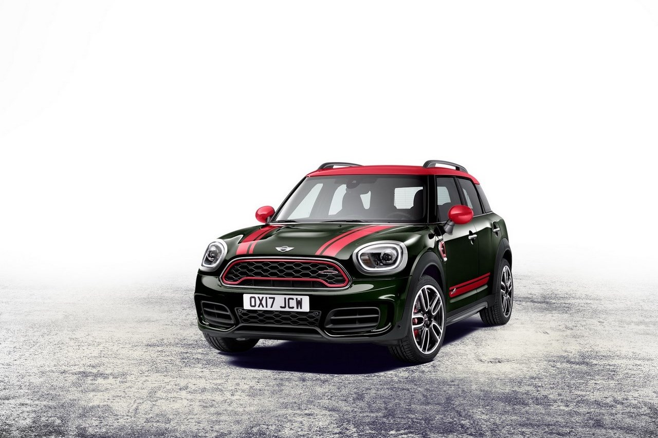 mini countryman john cooper works 2017 infos photos et vid o photo 1 l 39 argus. Black Bedroom Furniture Sets. Home Design Ideas