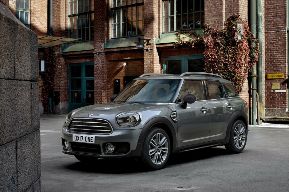 mini countryman 2017 nouvelles versions one et one d photo 1 l 39 argus. Black Bedroom Furniture Sets. Home Design Ideas