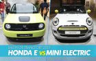Match Mini Cooper SE vs Honda e