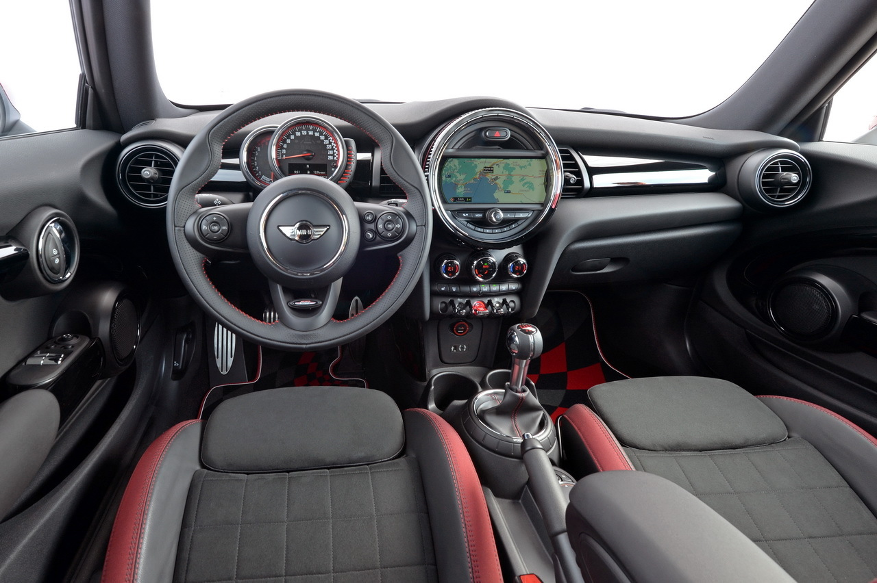 essai mini jcw 2015 231 ch dans une mini photo 57 l 39 argus. Black Bedroom Furniture Sets. Home Design Ideas