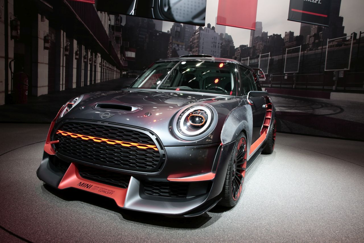 mini electric et john cooper works gp deux concepts pour le prix d 39 un photo 14 l 39 argus. Black Bedroom Furniture Sets. Home Design Ideas