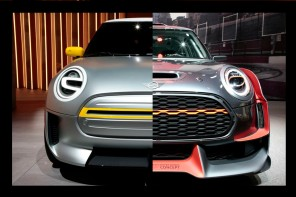 Mini Electric et John Cooper Works GP salon Francfort 2017