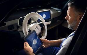 Volkswagen ID.3 installation mise à jour