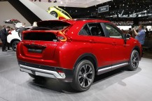 Mitsubishi Eclipse Cross salon de Genève 2017