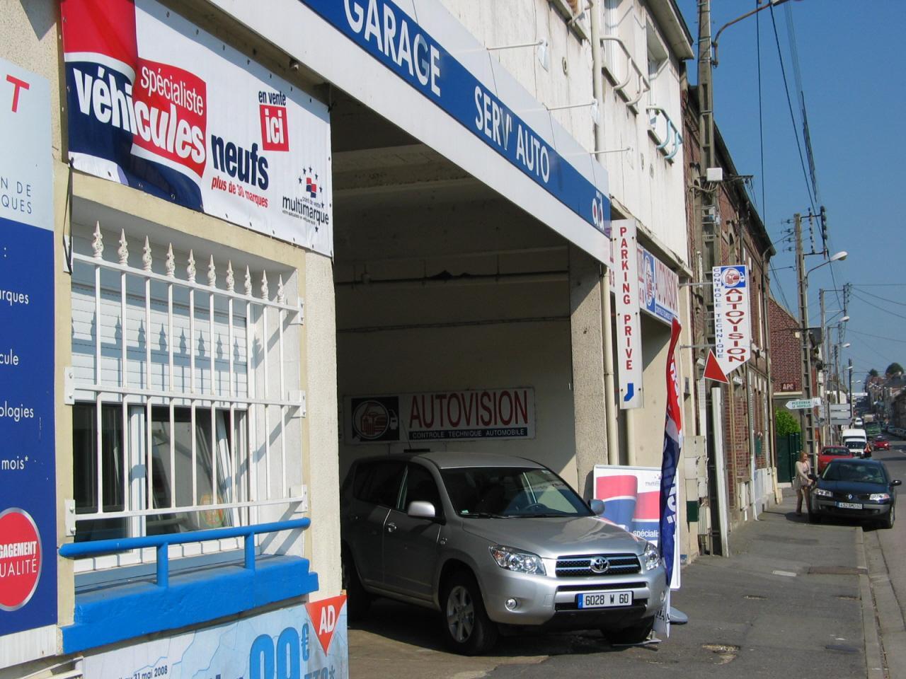 5 000 v hicules neufs vendus par le r seau multimarque en for Garage ww auto bernis