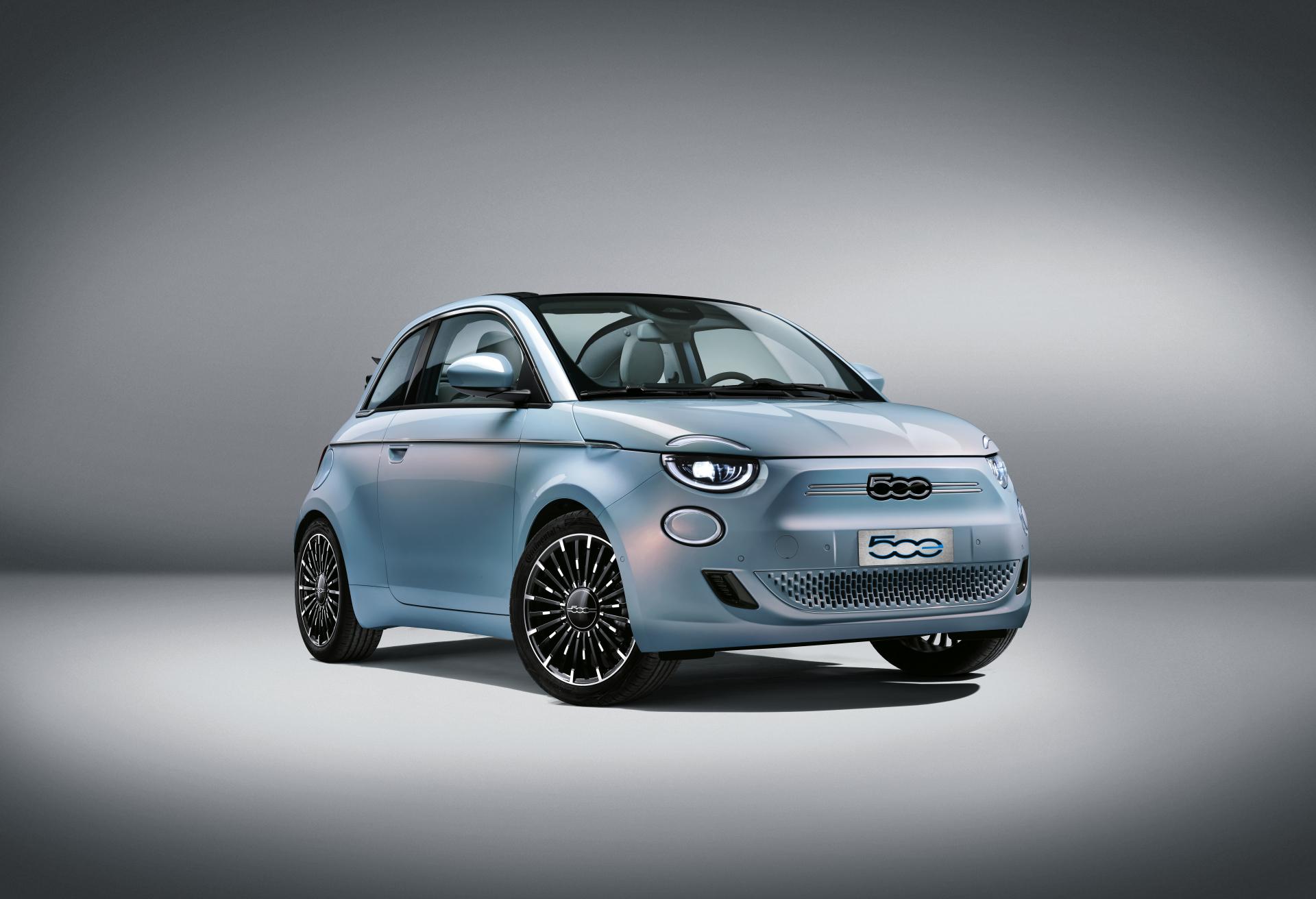 Fiat 500e (2020) 83