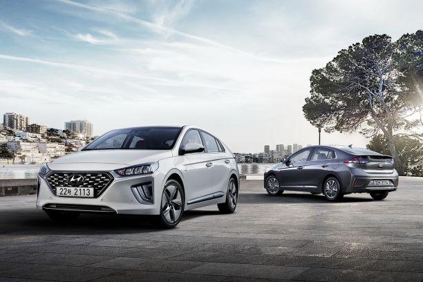 f44ba60d61e7 Hyundai Ioniq (2019)   mise à jour technologique - L argus