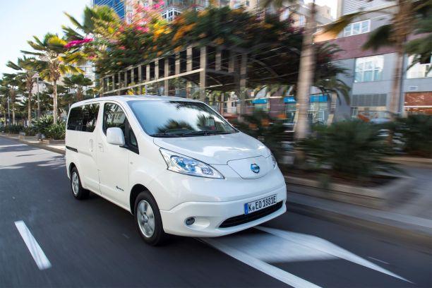 Nissan E Evalia 2018 Les Portes Des Villes S Ouvrent Devant Lui